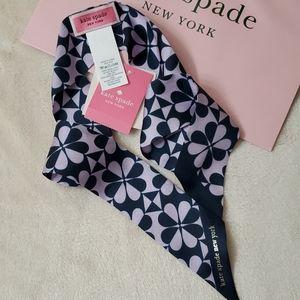 Kate ♠️ skinny scarf/twilly/headband/necktie